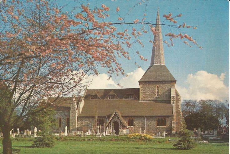 All Saints' Church, Banstead