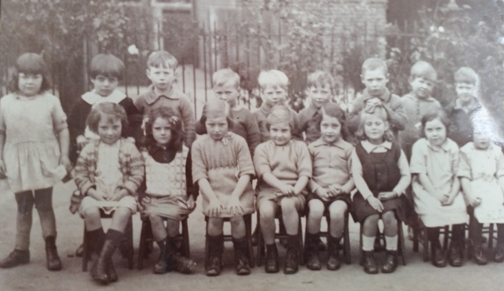 Banstead village school 1920s