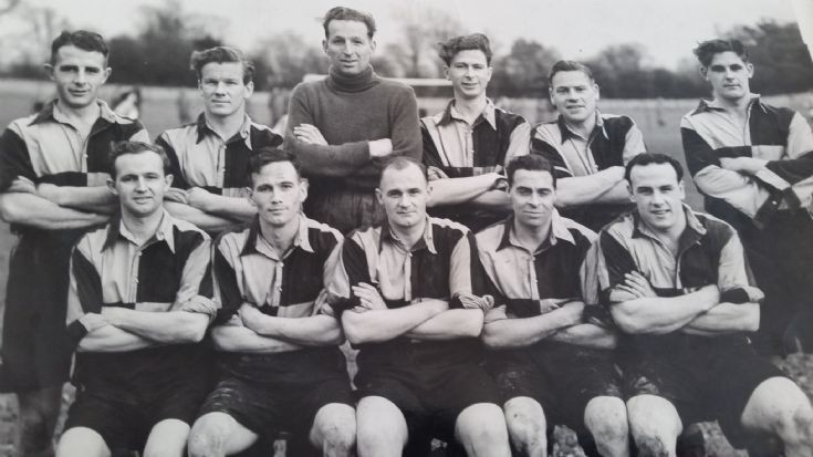 Banstead Athletic 1950s