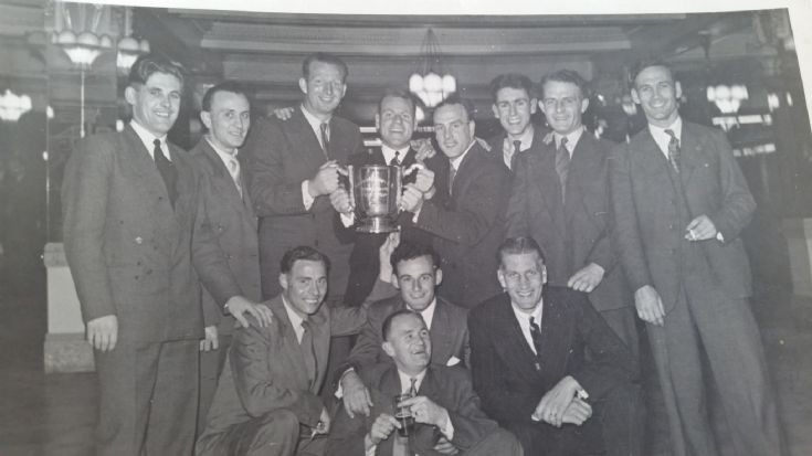 Banstead Athletic Cup Winners 1952-53?