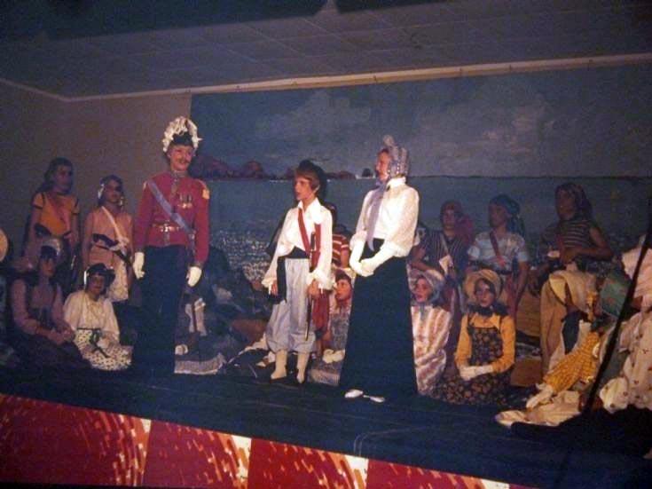 Mr John Soper's Gilbert & Sullivan extravaganza