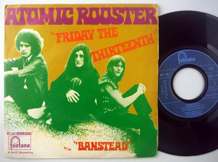 BANSTEAD by Atomic Rooster (Vincent Crane)
