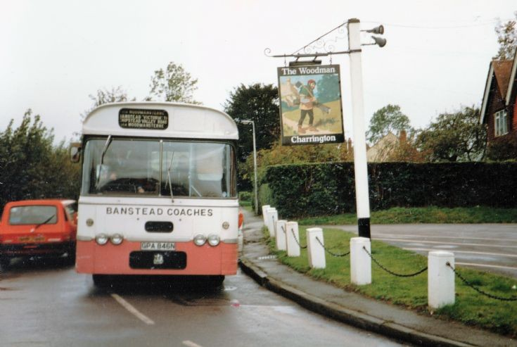 Last Day of Banstead Coaches Bus service (5)