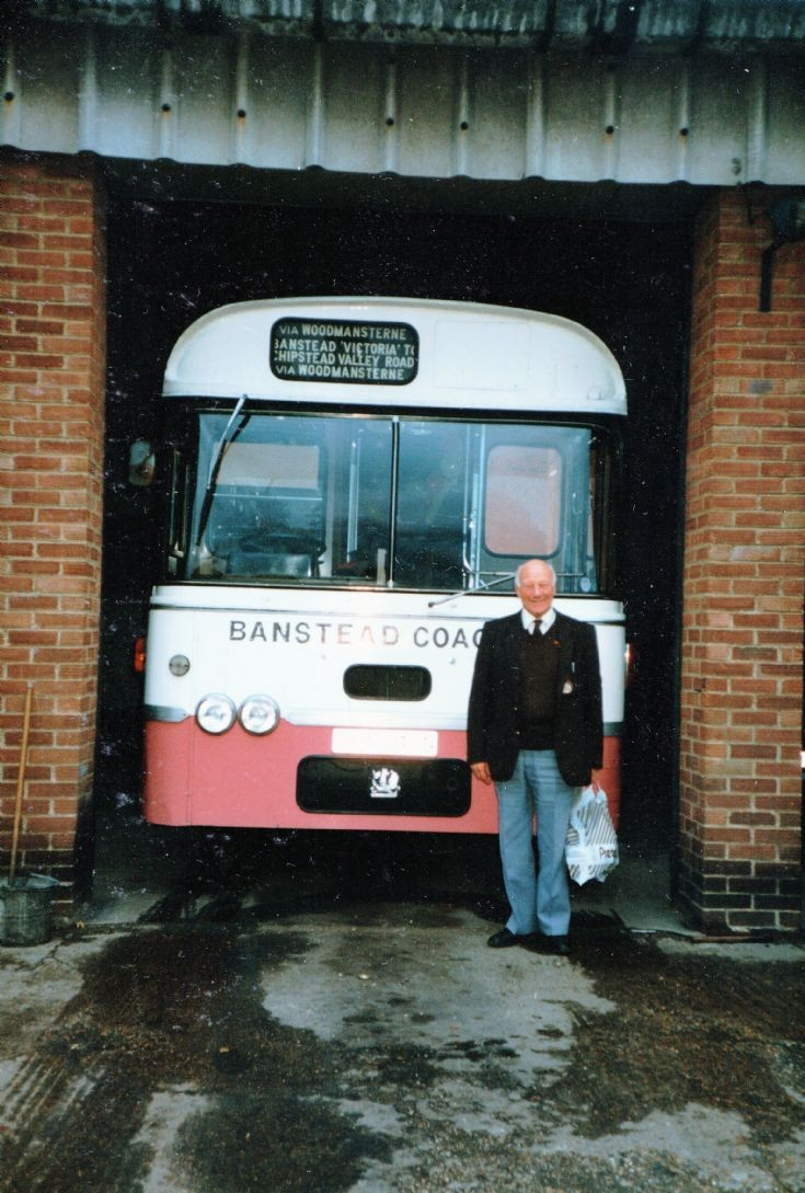 Last Day of Banstead Coaches Bus service (2)