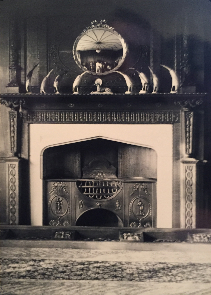 The Grange  Fireplace