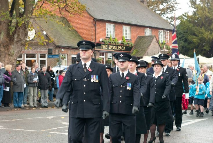 Remembrance Day 2009 - Prison Officers