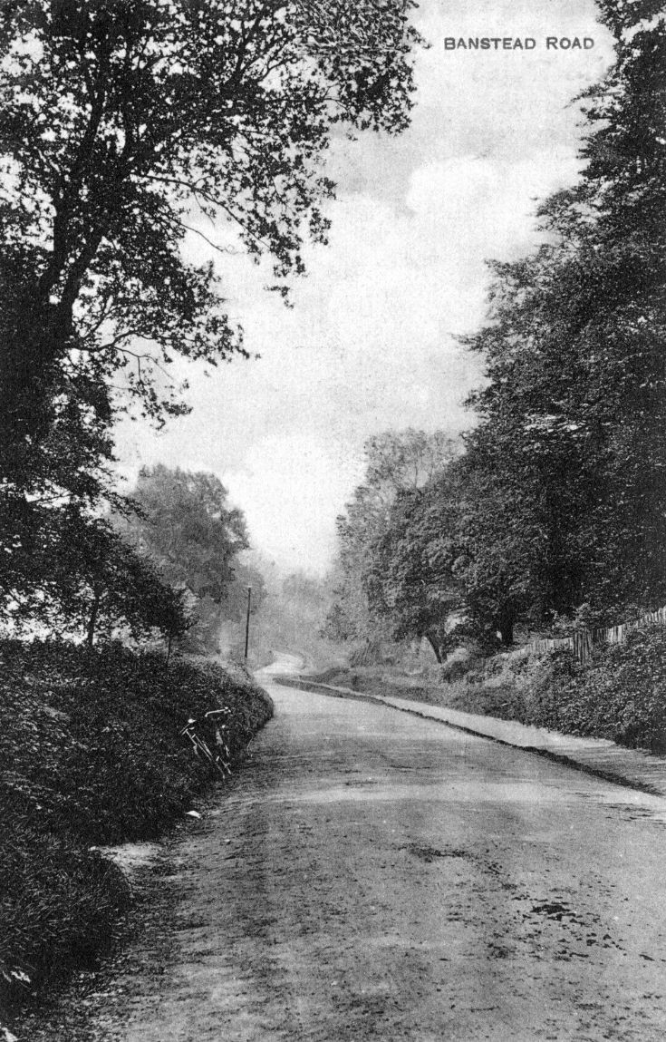 Banstead Road 100 years+ ago