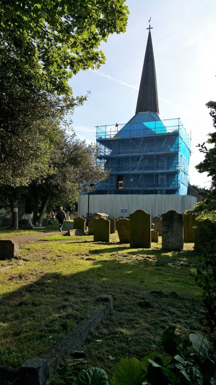 All Saints Banstead Roof replacement