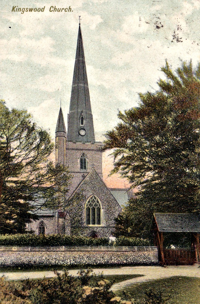 St Andrew's Church, Kingswood