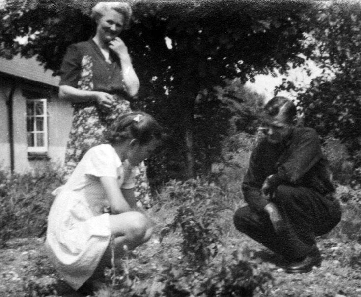 German POW Erich Kochan in Banstead