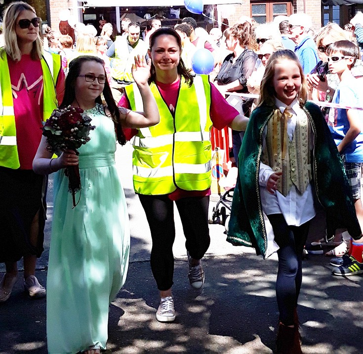 Banstead May Queen 2018