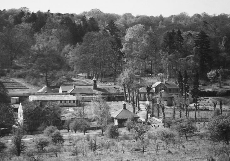 Park Farm Banstead - POW camp