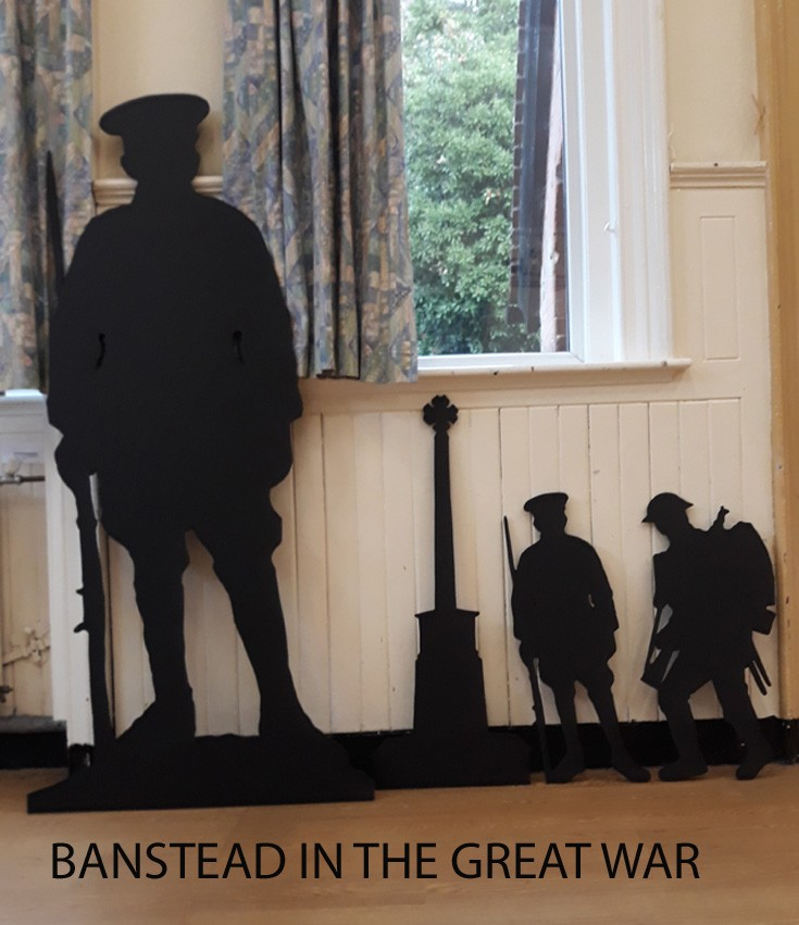 Banstead In the Great War Exhibition