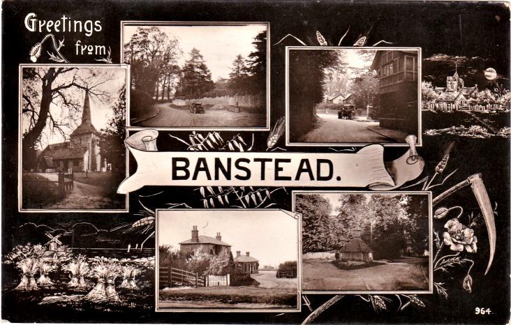 Banstead multi-view, 1916