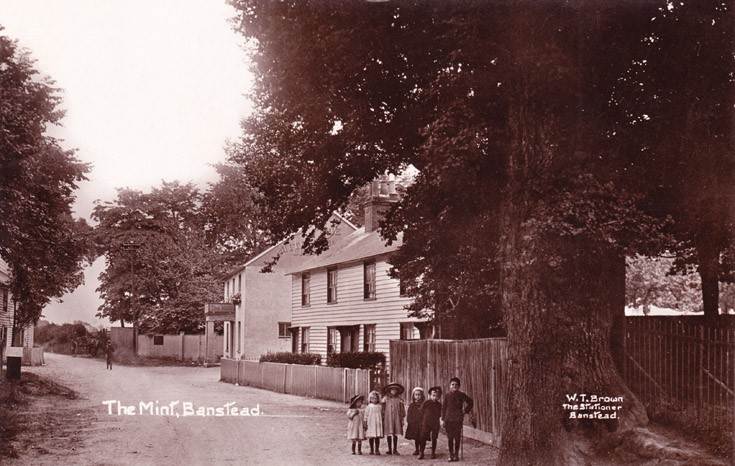 The Mint - Park Road Banstead