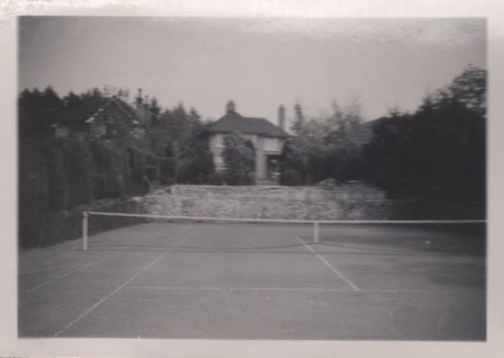 123 Nork Way Tennis Court