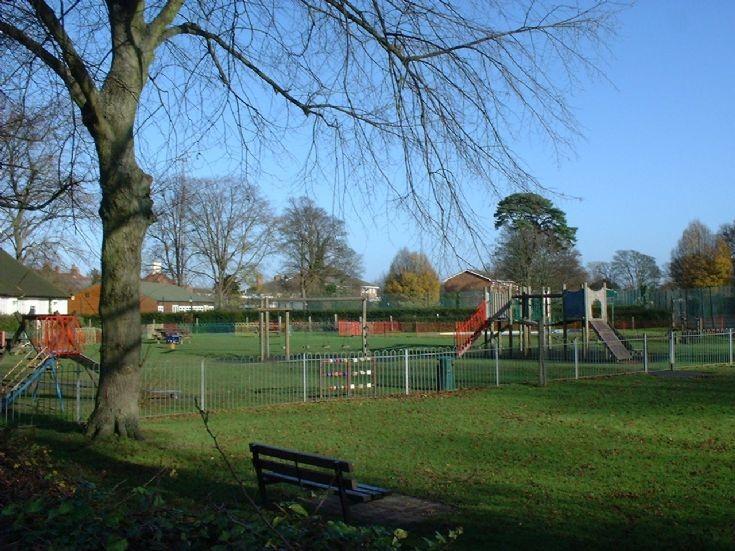 Lady Neville Recreation Ground, Banstead