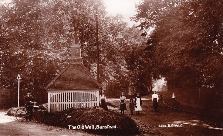 The Old Well - Park Road Banstead