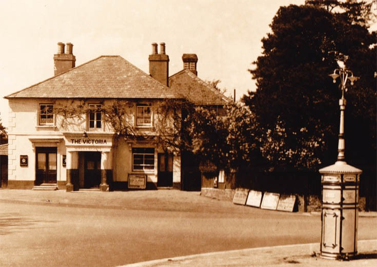The Victoria - Banstead High Street.