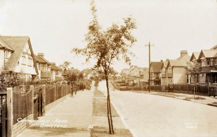 Commonfield Road Banstead