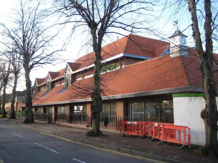 The New Waitrose Store - Banstead 17 Nov 2009