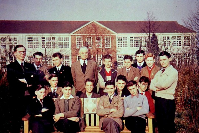 Banstead County Secondary Boys' School prefects