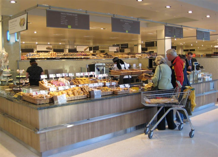 Waitrose Banstead - Food for now