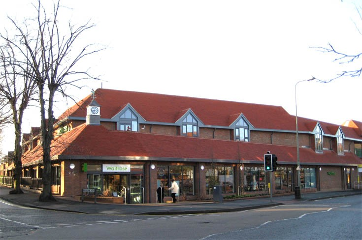 Waitrose Banstead - The new store