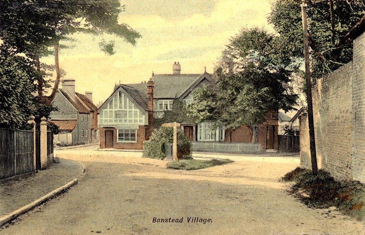 Banstead Village Park Rd/ High Street