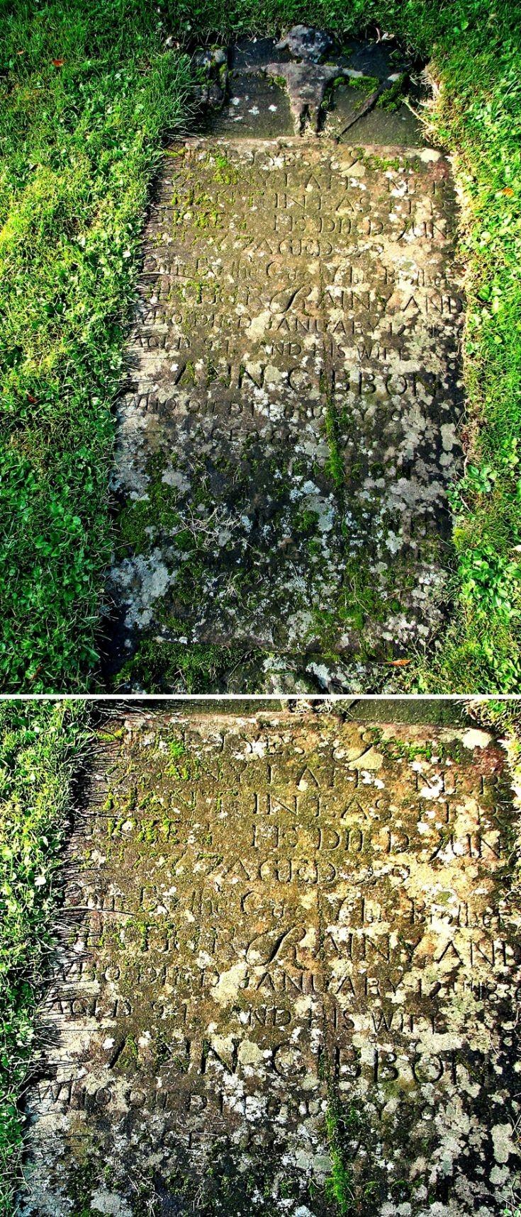 64 Grave Stone No 73 Arthur Rainy