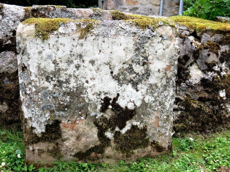 67 Grave No 81 Unknown by side wall