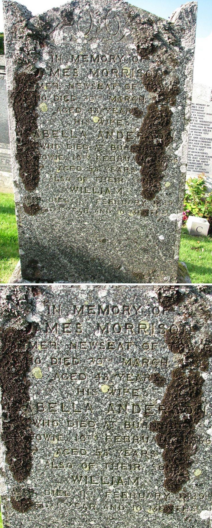 71 Grave No 96 James Morrison