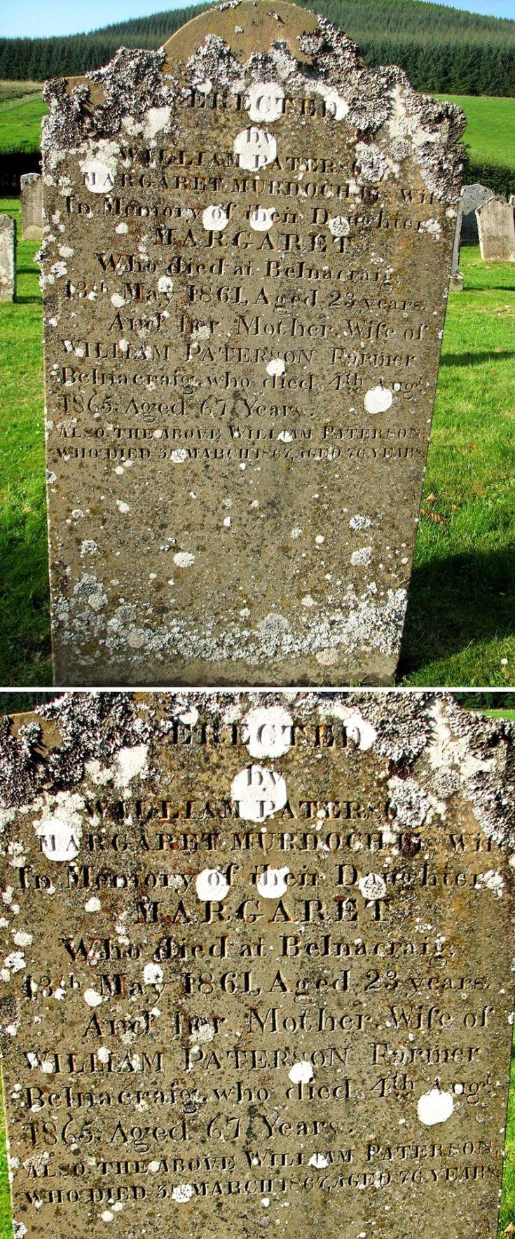 79 Grave No 109 Margaret Paterson