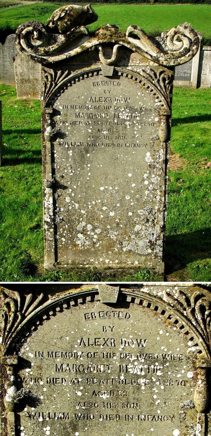 88 Grave No 124 Margaret Beattie
