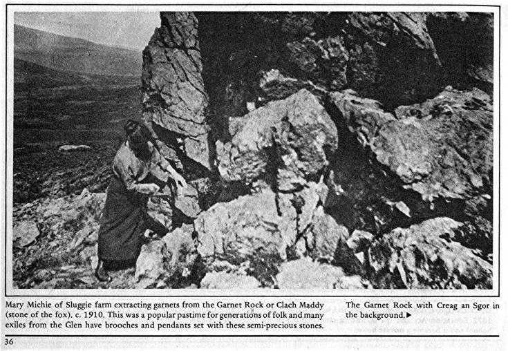 36 Garnet Stone