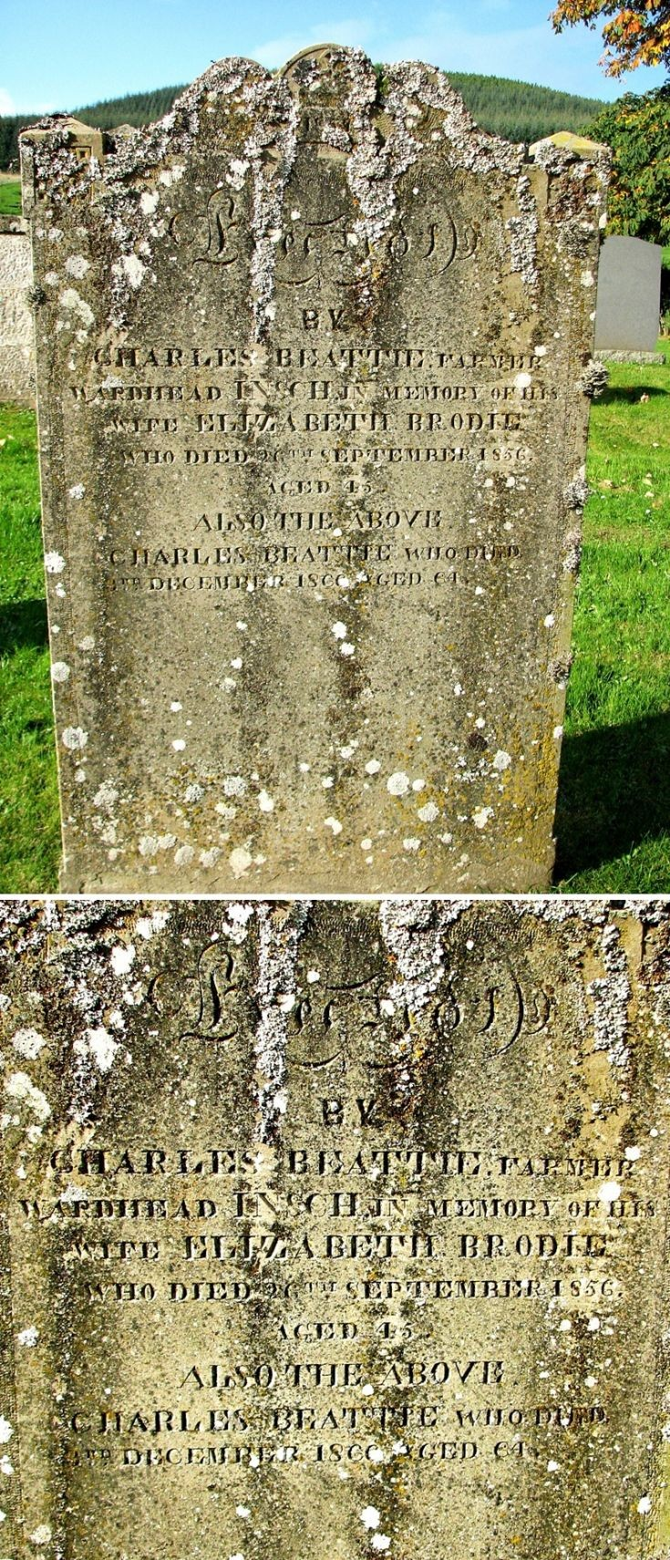 109 Grave No 146 Charles Beattie