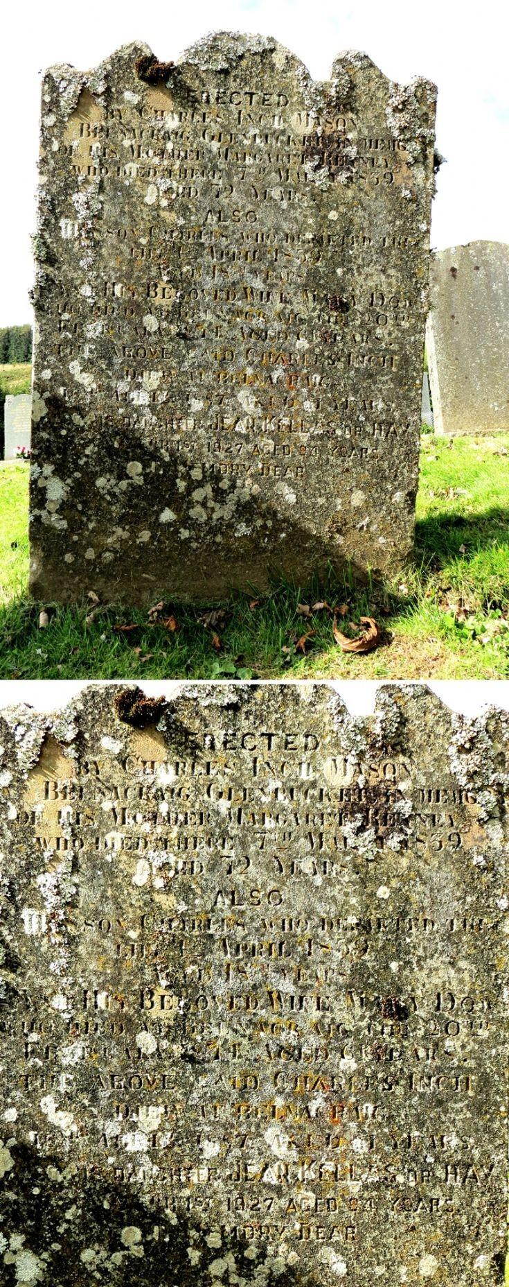 118 Grave No 155 Margaret Renney