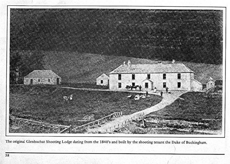 38 Glenbuchat Lodge