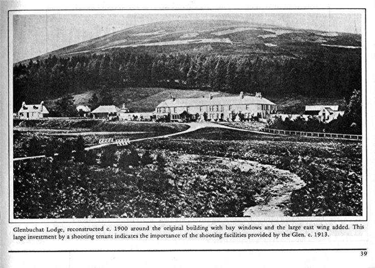 39 Glenbuchat Lodge