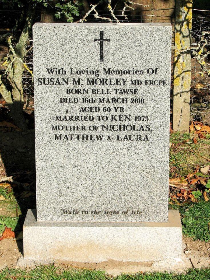 141 Grave No 178 Susan Morley