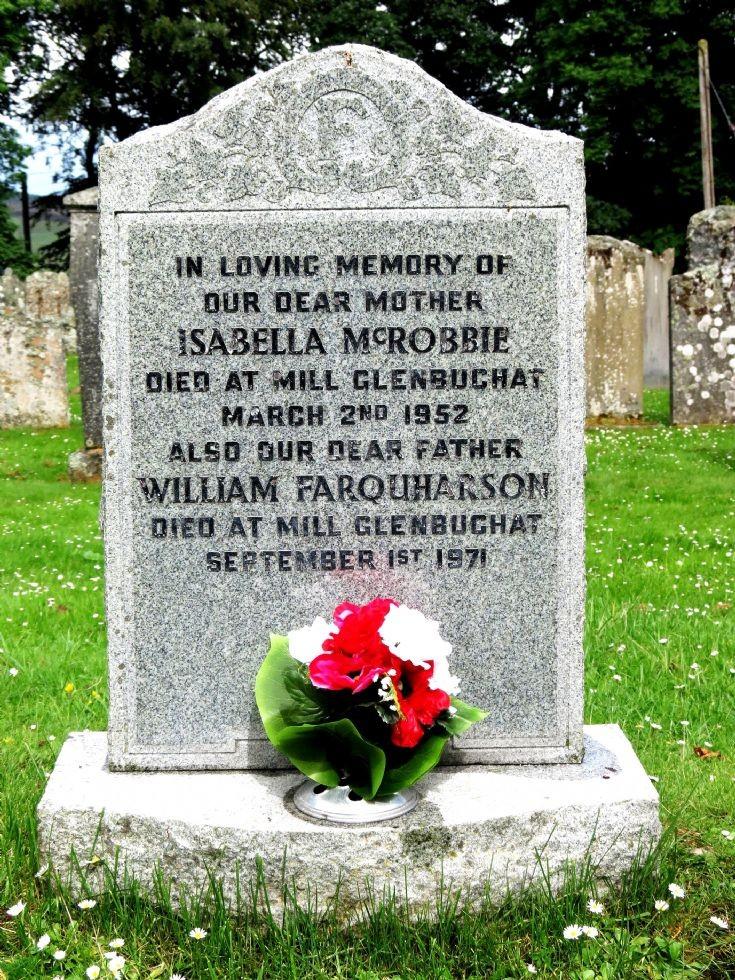 143 Grave No 182 Isabella McRobbie