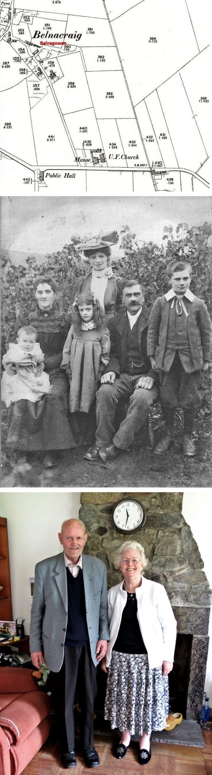 2 The Shand Family at Balnagowan Croft