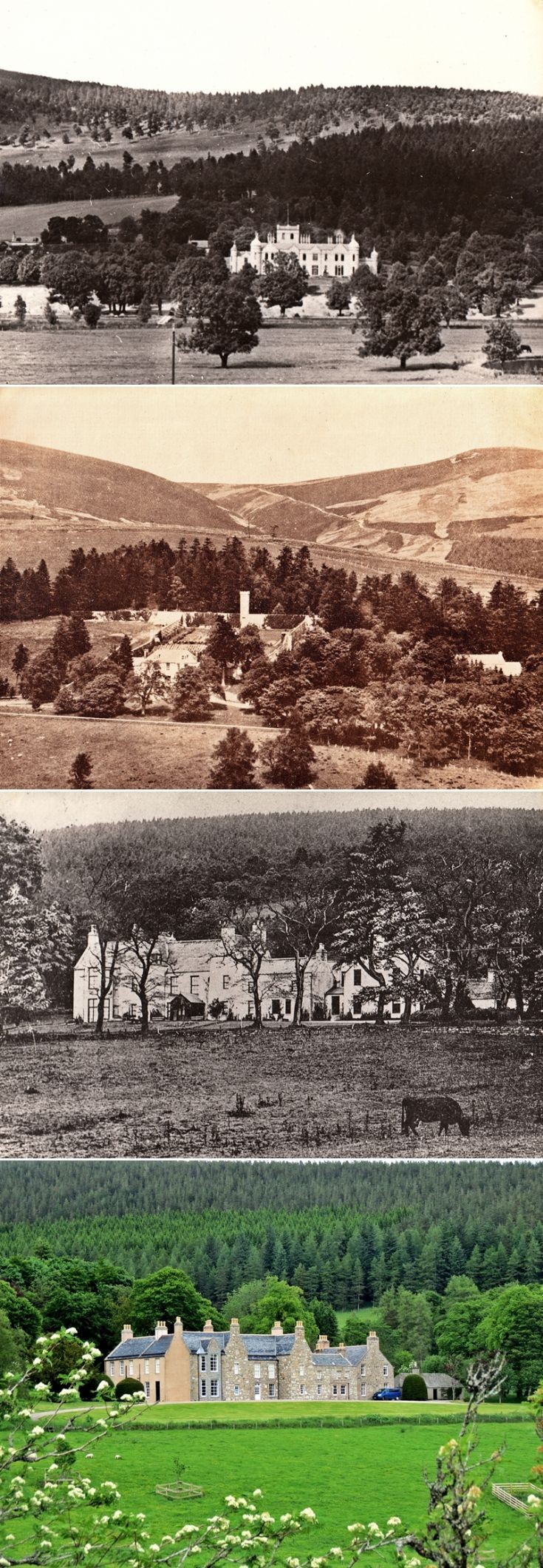184 Great Houses of Strathdon