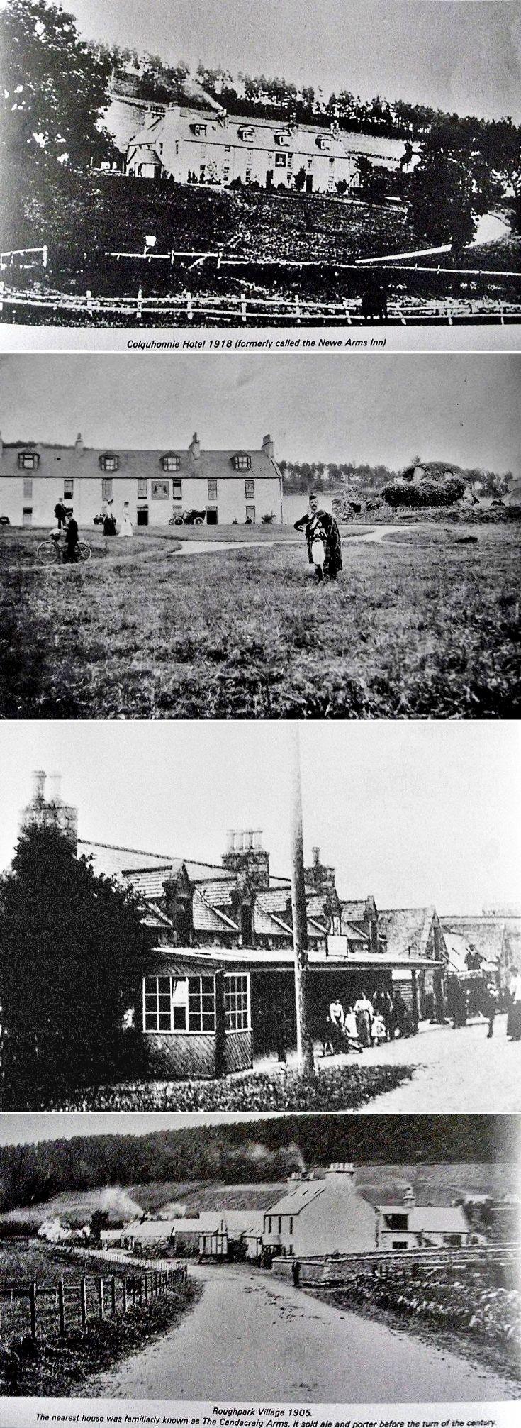 5 Strathdon 'Inns'