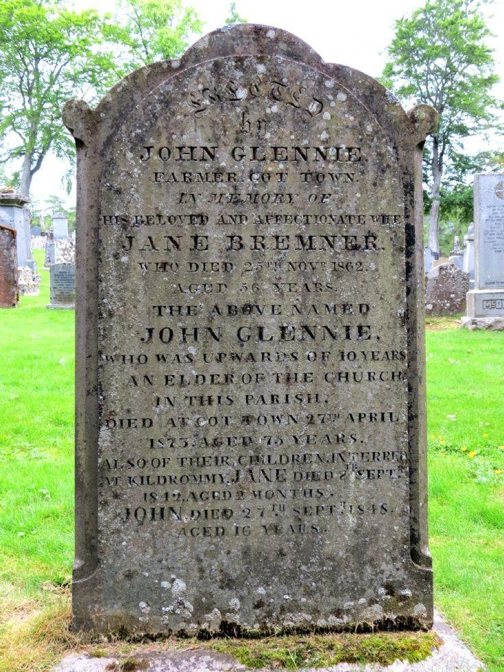 5 Jane Bremner John Glennie