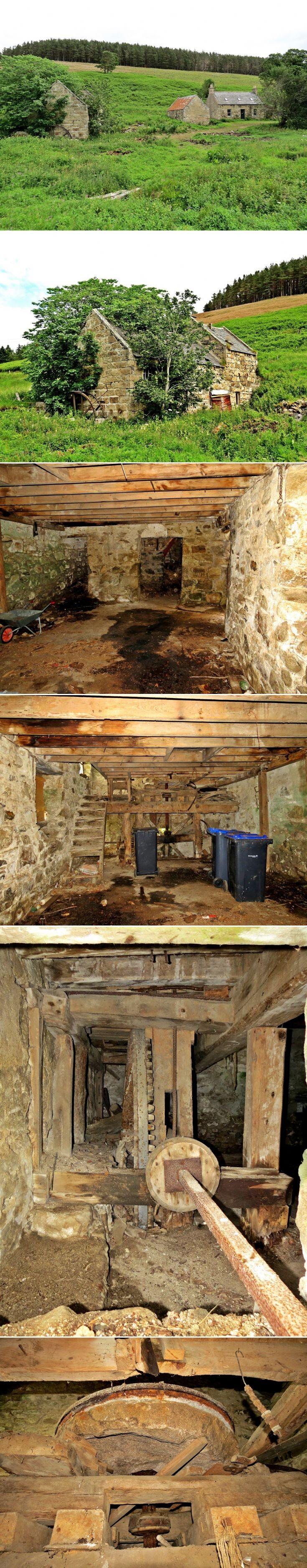 102 Vacant Glenbuchat Mill