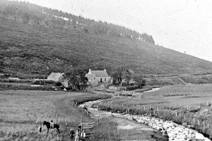 4 Glenbuchat Mill c 1900