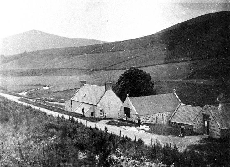 5 Glenbuchat Mill c 1900