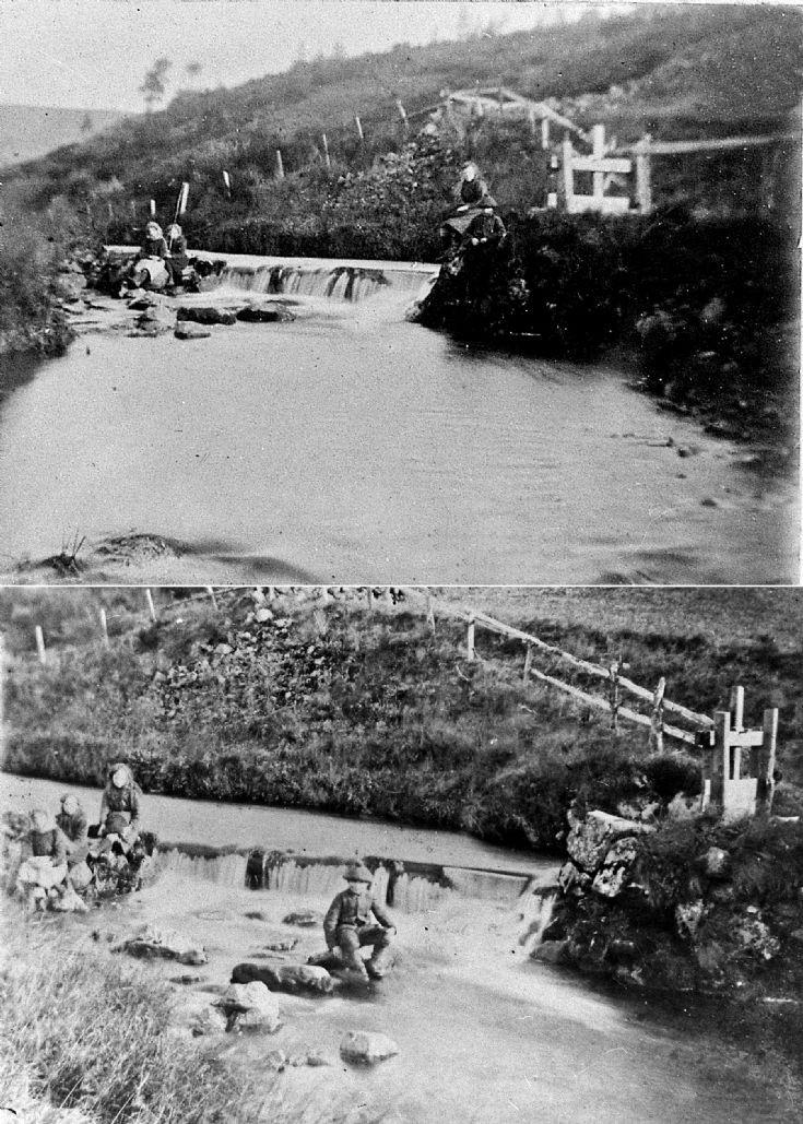 7 Glenbuchat Mill Weir c 1900