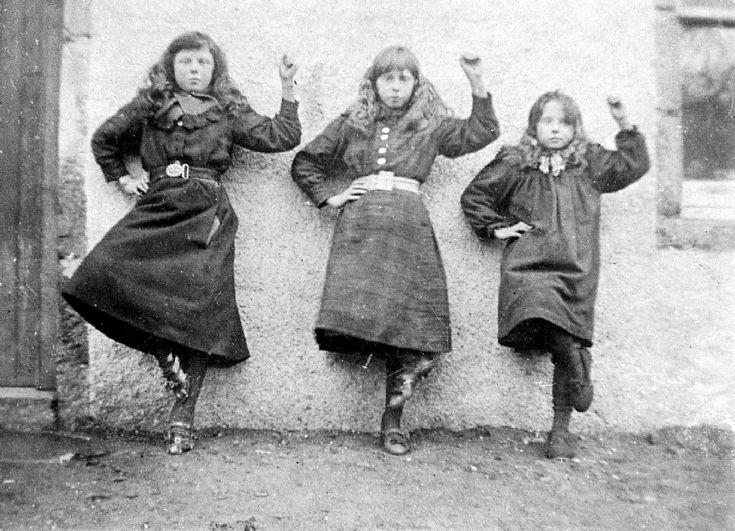 13 Stewart Daughters Glenbuchat Mill